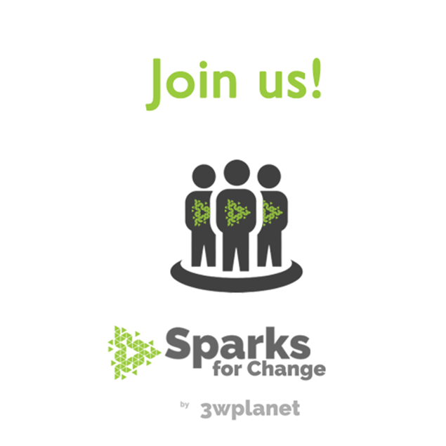 Picture of JOIN Sparks for Change